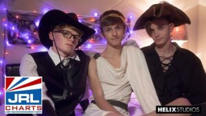 A Halloween Story Part 4 - Jimmy Andrews, Spencer Locke and Aaron Roberts Debuts