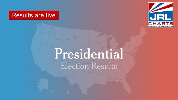 AZ, PA and GA Numbers Coming within Minutes-Election 2020 Results