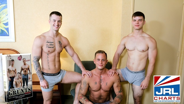 Bareback Army Grunts 8 DVD Official Trailer-active-duty-2020-11-10-jrl-charts