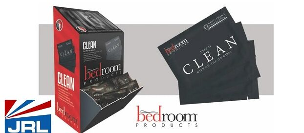 Bedroom Products streets On-the-Go Displays for 'Clean' Wipes