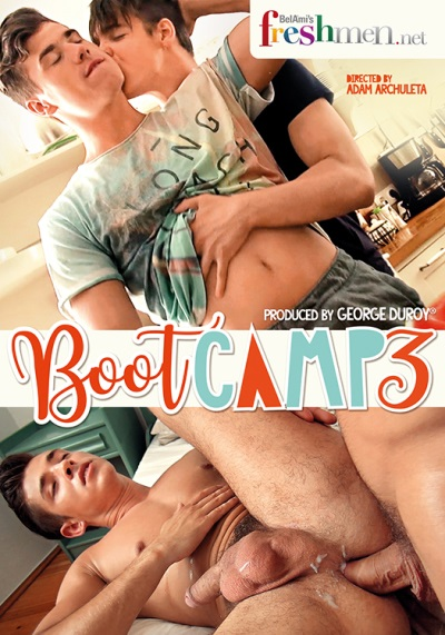 Boot Camp 3 DVD-front-cover-Freshmen-Pulse