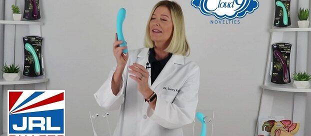 Cloud 9 Novelties New G Spot Vibrators with Dr. Sunny Rodgers