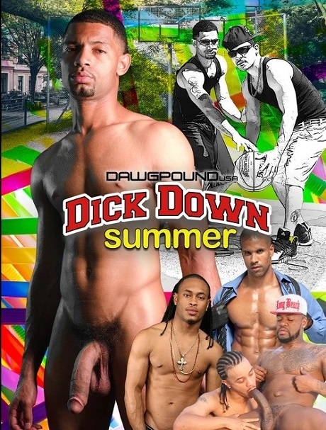Dick Down Summer DVD-front-cover-DawgpoundUSA