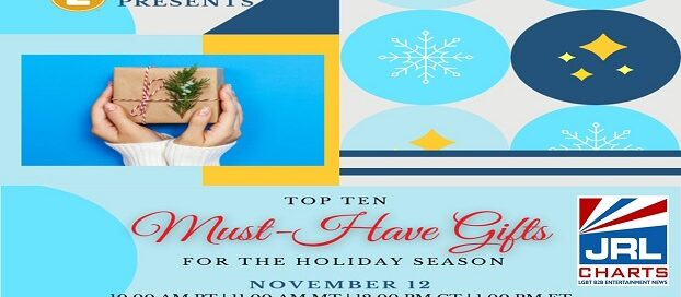 Eldorado Presents 'Top Ten Must-Have Gifts for Holidays' Event Date-2020-11-05-jrl-charts