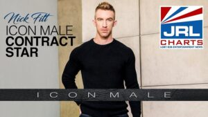 Gay Adult Star Nick Fitt Signs Major Icon Male Contract-2020-11-06-jrl-charts