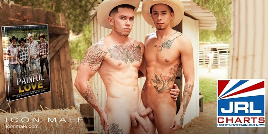 Icon-Male-Painful Love Scene 3 -gay-porn-Clark Davis and Vincent O'Reilly-2020-11-27-jrl-charts
