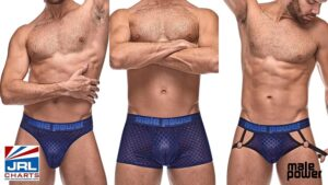 Male Power Apparel Unveil its New Diamond Mesh Underwear-2020-19-11-jrl-charts
