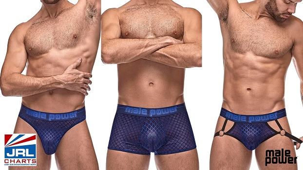 Male Power Apparel Unveil its New Diamond Mesh Underwear-2020-19-11-jrl-charts