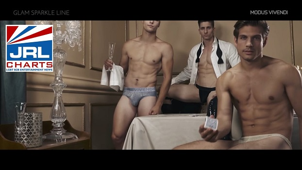Modus Vivendi 'Glam Sparkle' Line Fall-Winter 2020-2021 Video