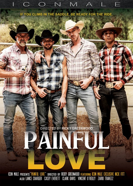 PainFul Love DVD - Icon Male-Mile-High-Media
