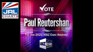 Paul Reutershan Nominated for 2021 XBIZ Community Figure of the Year