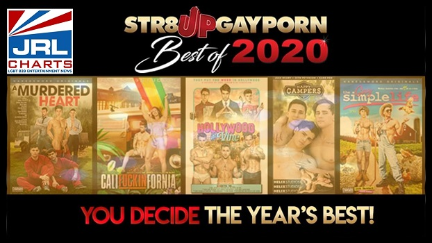 Str8Up's-Best Of 2020-Fan Voting has begun with over 10,000 Votes cast in under 24 hours