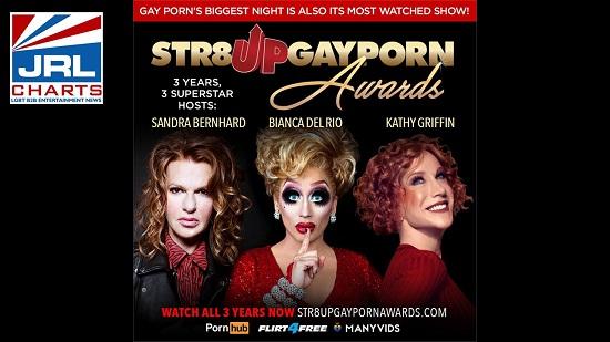 Str8up gay porn awards-hosts