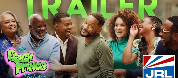 The Fresh Prince of Bel-Air Reunion - Official Trailer-2020-11-13-jrl-charts