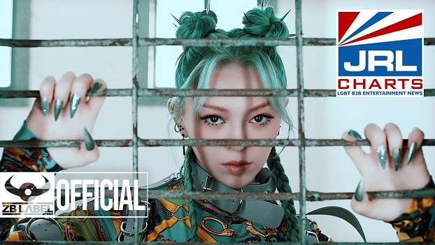 US Born K-Pop Star AleXa Surpasses 4M Views with 'REVOLUTION' MV