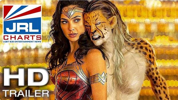 WONDER WOMAN 1984 Final Extended Trailer (2020)-DC Films-Warner-Bros Pictures