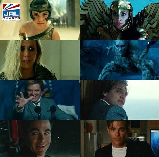 WONDER WOMAN 1984 Screenshots-(2020)-DC Films-Warner-Bros Pictures