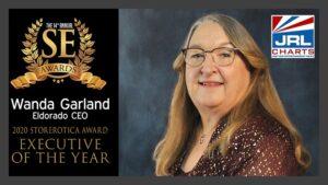Wanda Garland Wins 2020 StorErotica Executive of the Year Award