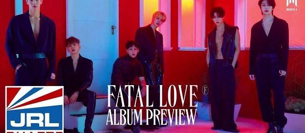 Watch MONSTA X - FATAL LOVE Album Preview-2020-11-01-jrl-charts-kpop
