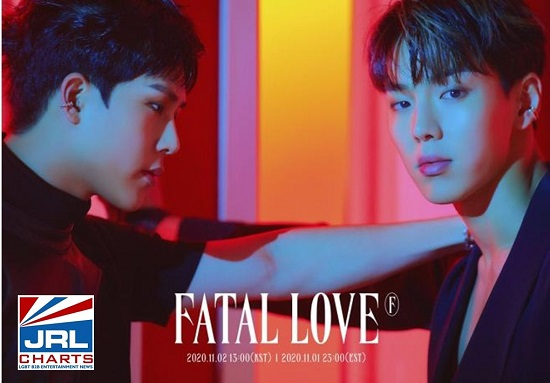 Watch MONSTA X - FATAL LOVE Album Preview-2020-11-01-jrl-charts-kpop-music