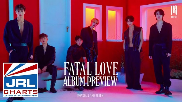 Watch MONSTA X - FATAL LOVE Album Preview-2020-11-01-jrl-charts-kpop