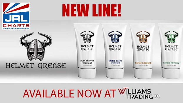 Williams Trading Co. Launch New Helmet Grease Specialty Lubricant Product Line