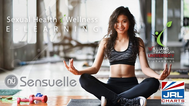 Williams Trading University Announces New Course Sponsored by Nu Sensuelle on Sexual Health & Wellness Channel