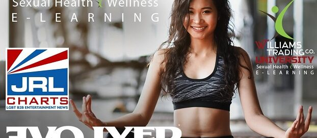 Williams Trading University Health & Wellness Channel Launches New Course Sponsored by EvolvedⓇ Novelties