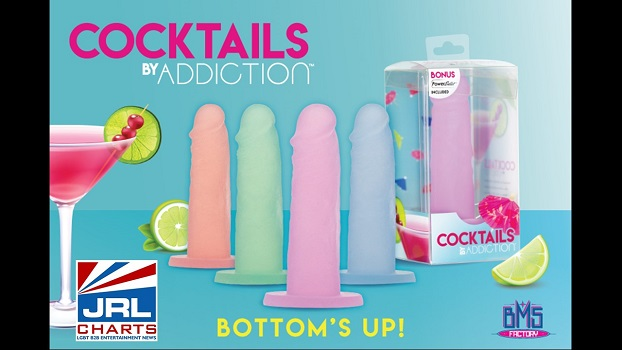 Addiction's New 'Cocktails Dildo' Line Now at BMS Factory-2020-12-02-jrl-charts