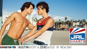 Austin Avery & Zeke Wood star in 'NEW DAY' - CockyBoys-2020-12-12-jrl-charts