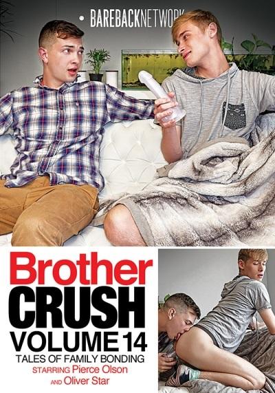 Brother Crush 14 DVD-Bareback-Network