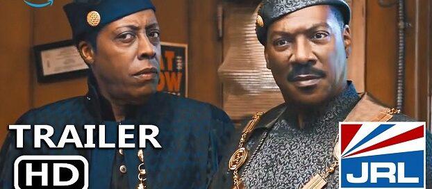 COMING TO AMERICA 2 Trailer (2021) Eddie Murphy, Arsenio Hall-Amazon-Prime-JRL-CHARTS