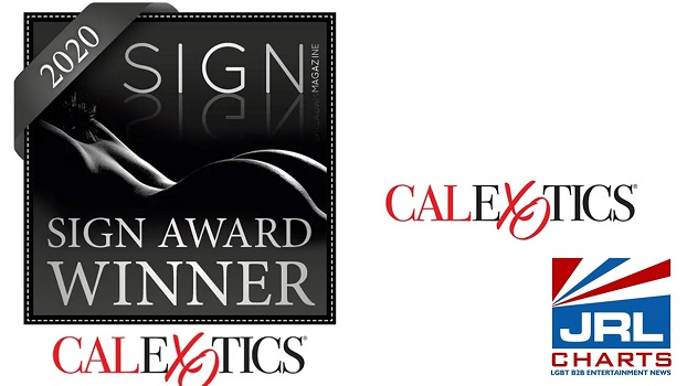 CalExotics VP Jackie White Honored for 'Life's Work in the Industry'-Sign Awards-jrl-charts