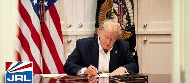 Donald Trump Caves, Signs Covid-19 Relief Bill After-2020-12-27-JRL-CHARTS-LGBT-Politics