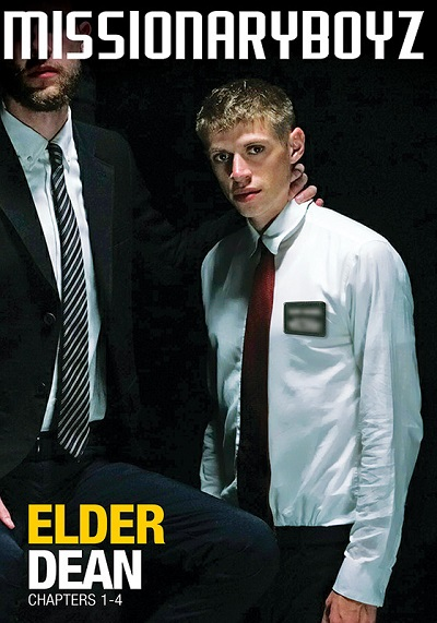 Elder Dean-Chapter-1-4-DVD-Front-Cover-Missionary-Boyz