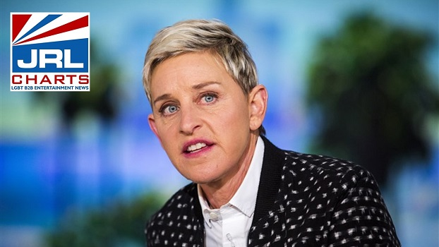Ellen DeGeneres Announce She Has COVID-19-2020-12-10-jrl-charts-tv-series-news
