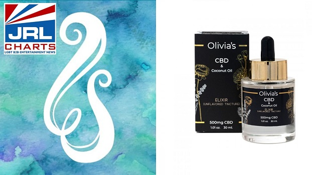 Entrenue and Olivia's CBD Products Exclusive USA Distribution Deal