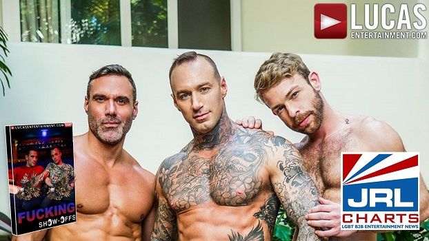 FUCKING SHOW-OFFS DVD Unleashed by Lucas-Entertainment-2020-12-22-JRL-CHARTS