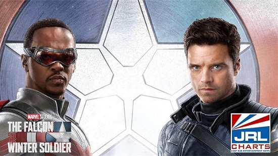 Marvel Studios drops-The Falcon and The Winter Soldier-2020-12-10-jrl-charts-tv-series-sm