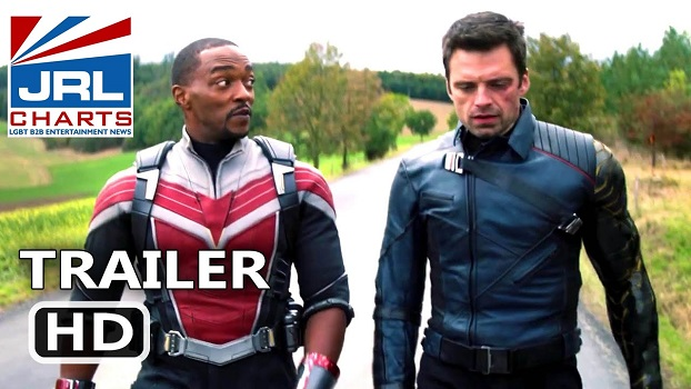 Marvel Studios drops 'The Falcon and The Winter Soldier' Trailer (2021)-jrl-charts-tv-series
