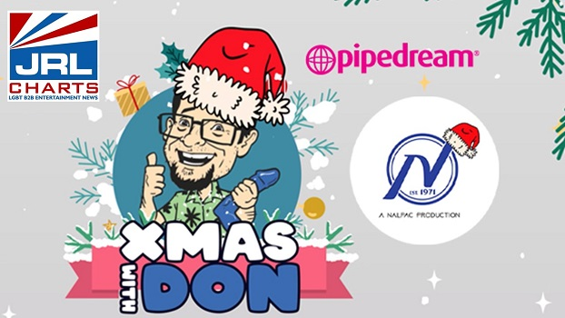 Nalpac Presents 'Dicks With Don' Featuring Pipedream Products-2020-12-24-JRL-CHARTS