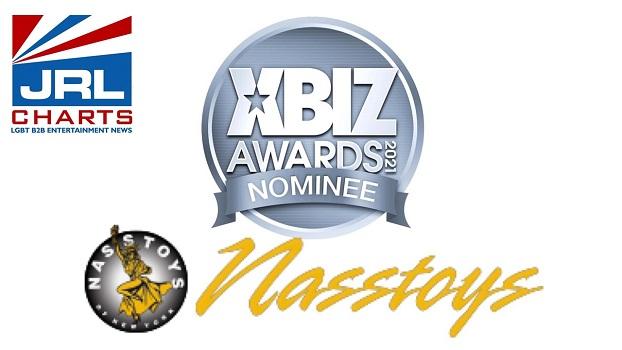 Nasstoys Scores Multiple 2021 XBIZ Awards Nominations-2020-12-10-jrl-charts