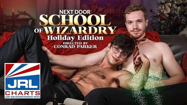 Next Door School of Wizardry Holiday Edition-Dacotah Red-Elliot-Finn-2020-12-23-JRL-CHARTS