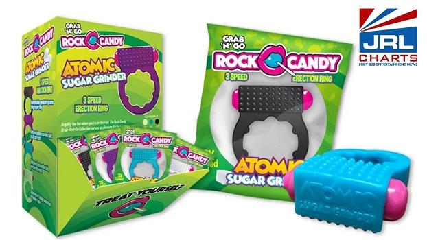 Rock Candy Reveals 'Atomic Sugar Grinder' Grab 'N' Go Display