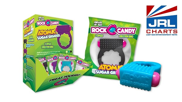 Rock Candy Toys Unveil Atomic Honey Stinger Grab-N-Go Display