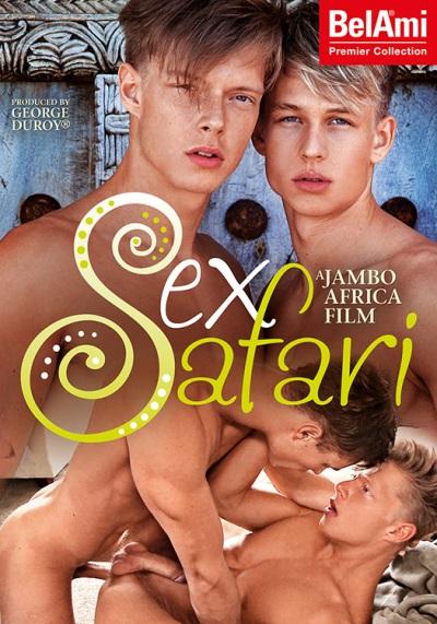 Sex Safari - A Jambo Film DVD-front-cover