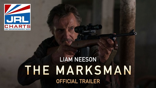 THE MARKSMAN Official Trailer (2021) Liam Neeson takes on the Cartel
