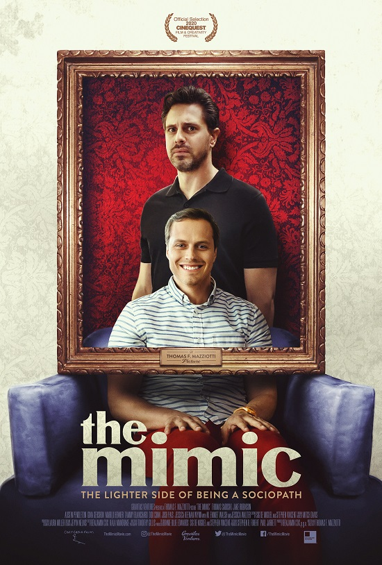 The Mimic-Official Poster-2021-Gravitas Ventures