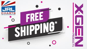 XGEN Products Offers Free Shipping for January-2020-12-31-JRL-CHARTS