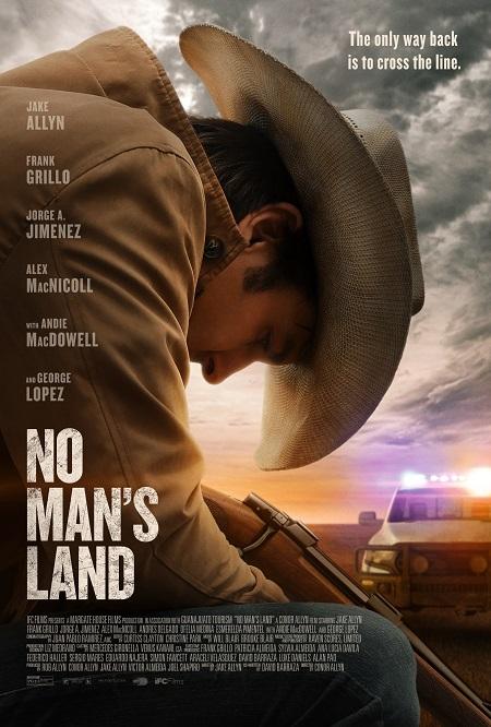 no mans land official poster-ifc films